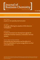 Journal of business chemistry